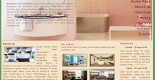 Free Interior design company web template