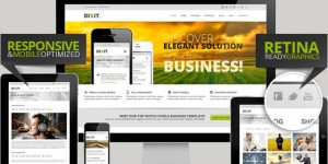 Responsive Multipurpose Template &#8211; Dixit