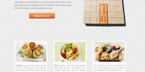 Xayona  Generic Website template