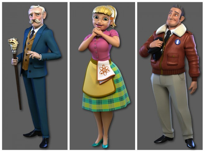Sims 3 Cartoon Characters : What kind of artsyle do you want to see in sims — the