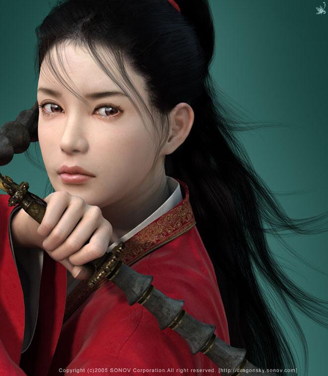 13-3d-woman-character-design